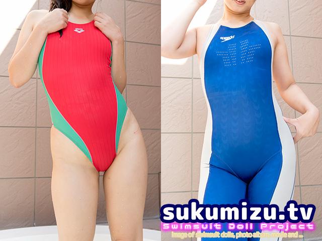 平成は競泳水着が最も変化した時代であった