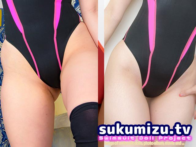 なぜ同じ水着なのにカッティング角度に差が出るのか