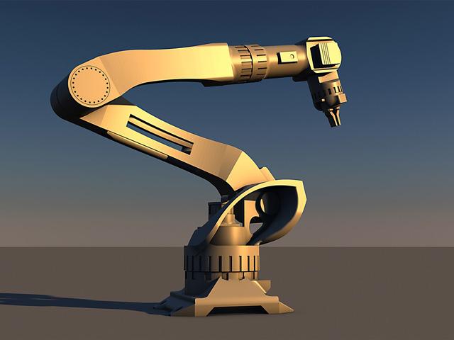 様々な形状のロボット
