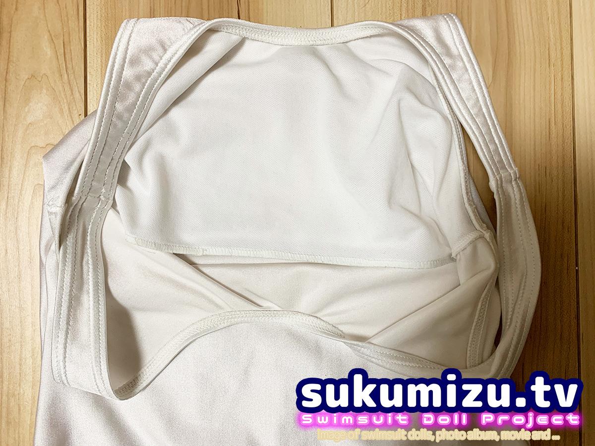 白いスクール水着は透けてしまうの?