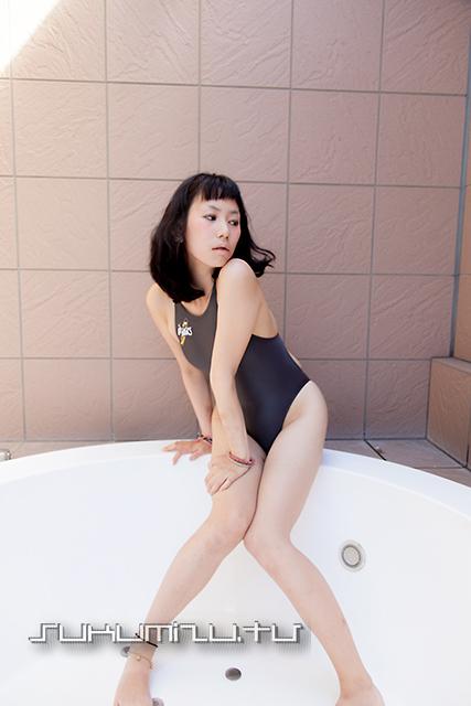 競泳水着・ALS403・ガンメタ