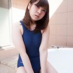 Lacymate・3500・新スクール水着 × 梅雨子(2)