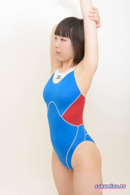 mizuno 85OD系競泳水着アクセルスーツ×九あいり(1)