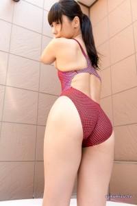 speedo・型番不明・競泳水着・×こずにゃ(2)