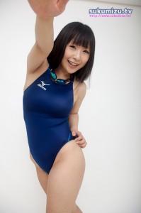 mizuno・競泳水着・850H-10082×大塚まゆ(1)