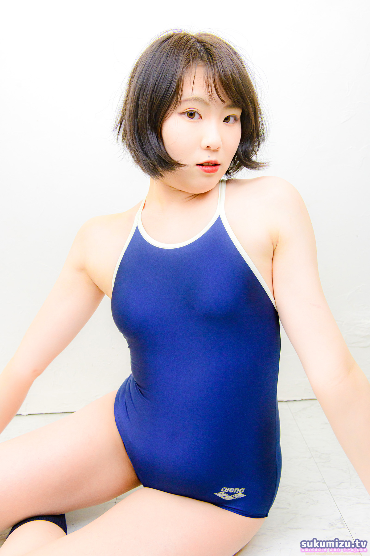 arena ARN-75W/NVY×蓬田みう(2)