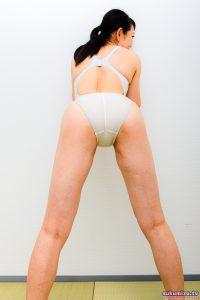 asics ALS46P P2「白アシ」×神崎まゆみ(1)