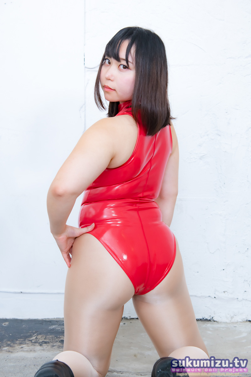 realise N-306/red×真白ゆう(2)