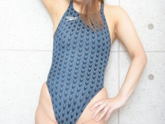 SPEEDO 型番不明競泳水着 アクアブレード×さえ(1)