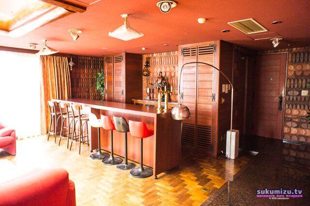 Hanazono Room 9階:バーラウンジ