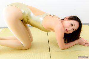 REALISE N-998/CHAMPAGNE GOLD×遠山真央(2)